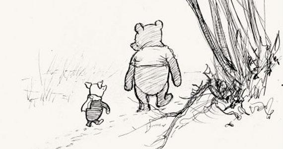 A.A. Milne's Winnie the Pooh
