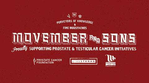 Movember - Kenn Bivins