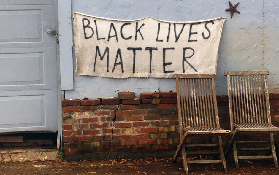 black lives clatter