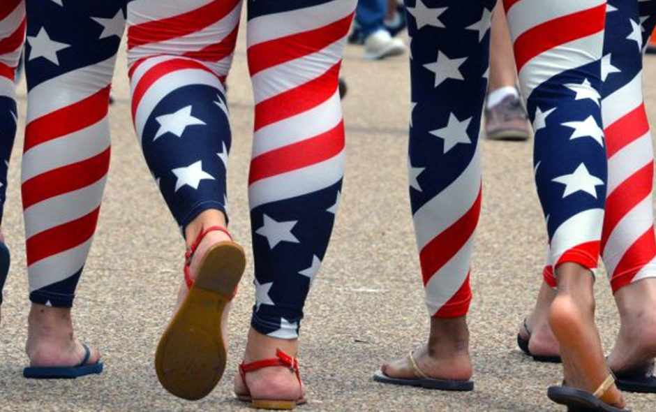 stop being disrespectful – the legal and respectful way to express your patriotism